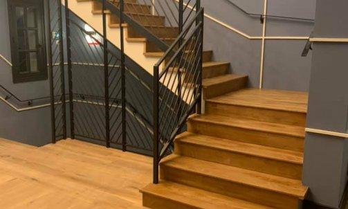 Escalier La Garde-Freinet