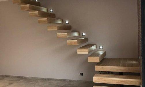 Escalier Roquebrune-sur-Argens